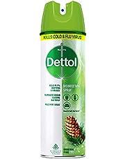 Dettol Multi-Purpose Disinfectant Spray For Hard & Soft Surfaces, Original Pine- 170 g