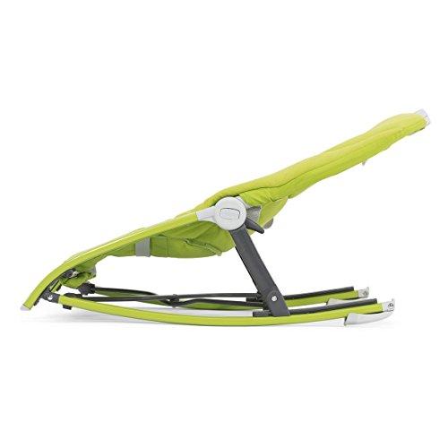 Chicco Modelo Pocket Relax Hamaca Bebe verde - 4