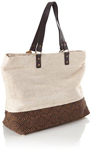 Timberland Women s TB0M5767 Shoulder Bag Brown Brown  Chocolate Brown 243