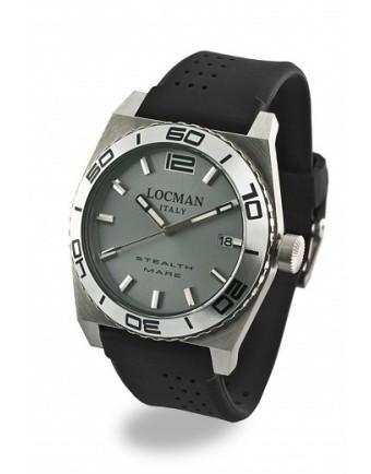 Men Wrist Watch Locman Stealth Sea 205021100AK–agksik