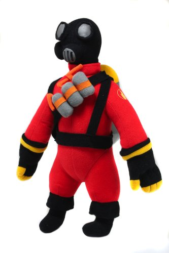 star images Team Fortress Pyro Plush
