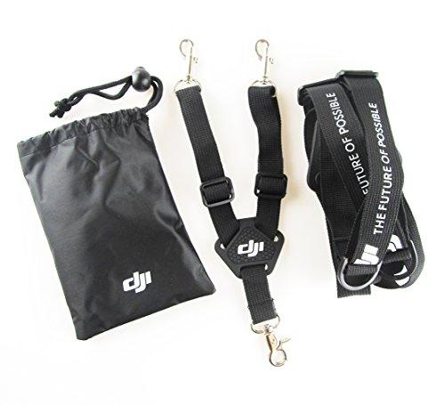Preisvergleich Produktbild Anbee Schulterriemen Schultergurtart Gurt Umhängeband für DJI Phantom 4 / 3 / 2 Vision / Inspire 1 Sendegerät