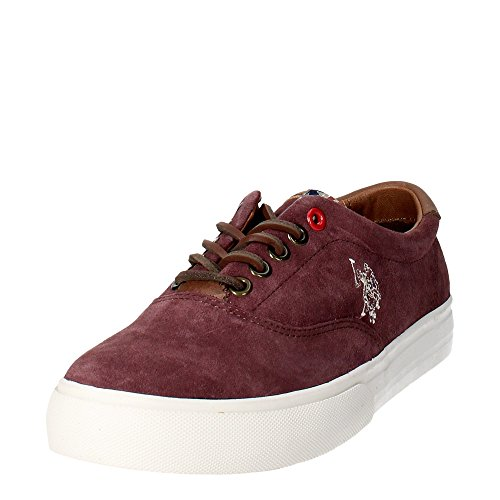 U.s. Polo Assn GALAD4249W3/SL2 Sneakers Bassa Donna Bordeaux