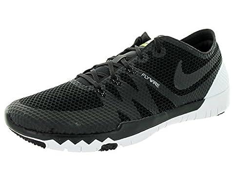 Nike NIKE FREE TRAINER 3.0 V3 BLACK/REFLECT SILVER - 8.5