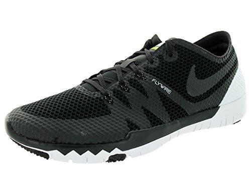 Nike 705270, Chaussures de Football Homme Noir