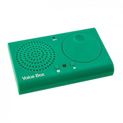 Voice Box Audiorecorder - Aufzeichnungsgerät Audio Recorder Sound Aufnahmegerät