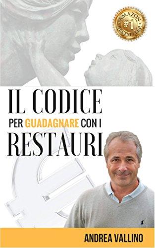 IL CODICE PER GUADAGNARE CON I RESTAURI: Come un Restauratore deve Sfruttare il Marketing e il Branding per avere successo e far Crescere il Fatturato nel Settore del Restauro e la Conservazione.