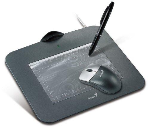 Genius G-Pen 4500 2000líneas por pulgada 10.16 x 13.97mm USB Negro tableta digitalizadora - Tableta gráfica (Alámbrico, 10,16 x 13,97 mm, USB, Ambidextro, Negro, Windows 2000,Windows 2000 Professional,Windows 98SE,Windows ME,Windows XP Home,Windows XP Home...)
