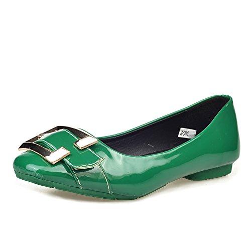 peu profonds Joker chaussures basses/Plats/fashion Lady chaussures pointus D