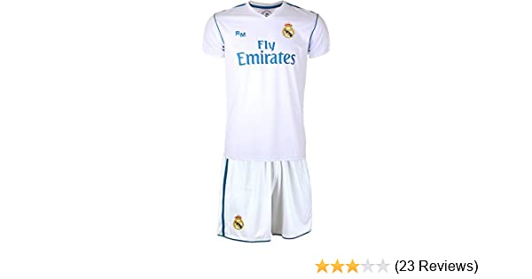 save off 12d21 c3827 Real Madrid Ronaldo Children's Jersey and Shorts Set
