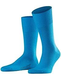 FALKE Herren Airport Socken - 1 Paar, Größe 39-50, versch. Farben, Schurwollmischung - Warm, feuchtigkeitsregulierend, atmungsaktiv