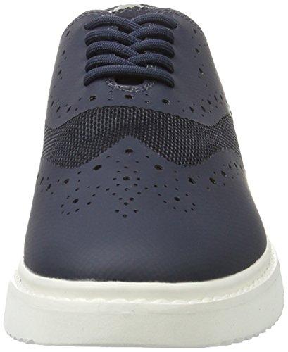 Geox D Thymar B, Sneakers Basses Femme Bleu (Navyc4002)