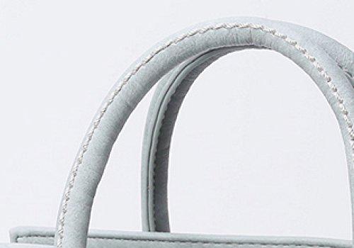KUWOMINI.Women Bags Tutti I Sacchetti Di Stagione Del Sacchetto Insieme Con Per L'oro Bianco Casuale All'aperto Bianco Nero Blu White