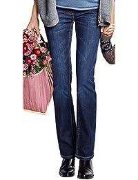 Christoff Must-Have 2015 - Pantalones premamá vaqueros, corte bootcut