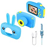 Diswoe Digital Camera for Children, Kids Camera Electronic Toy Camera for Boys Girls