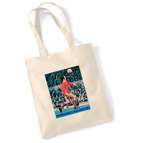 George Best – Manchester United F.C. Sac fourre-Tout