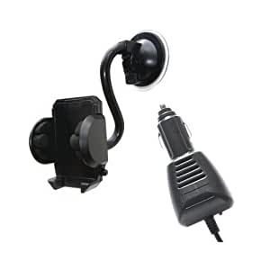 Car Holder and Charger For The HP Pre 3 By King Of Gadgets