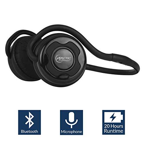ARCTIC P253 BT Generation II - Bluetooth (V4.0) Headset mit Nackenbügel - Optimal für Unterwegs und Sport - Bis zu 20 Stunden Wiedergabe