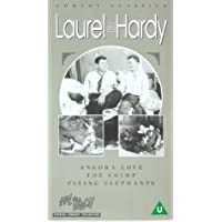 Laurel And Hardy: Angora Love/The Chimp/Flying Elephants