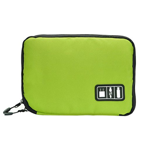 Vovotrade Moda Bella Owl Stampato delle donne della borsa Bauletto Crossbody Borsa a tracolla Messenger (Nero) verde