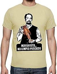 latostadora - Camiseta Mayorista. No Limpio para Hombre
