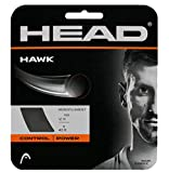 HEAD Hawk Set 12m 1.25mm grau Tennissaite