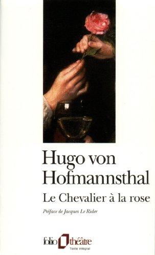 Le Chevalier à la rose par Hugo von Hofmannsthal