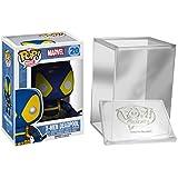 Funko Pop: Marvel Comics: X-Men - Deadpool Bobble Figure + FUNKO PROTECTIVE CASE
