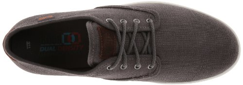 Skechers Usa Le Mode officiel Sneaker Anthracite