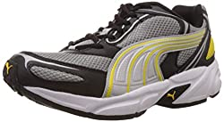 Puma Mens Aron Ind. Black Running Shoes - 6 UK/India (39 EU)