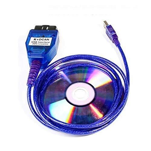 Goldplay INPA(K+DCAN Comediabas' Cable de...