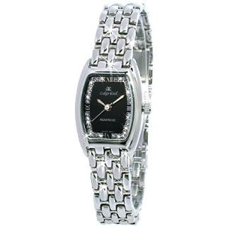 Oskar Emil – Reloj de pulsera mujer, acero inoxidable, color plateado
