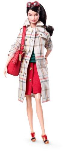 Barbie - Coach diseñador, muñeca fashion (Mattel X8274)
