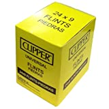 Clipper Universal Flints Piedras 24 x 9 Per Pack by Clipper