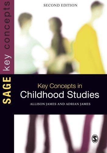 Key Concepts in Childhood Studies (SAGE Key Concepts series) by James, Allison (2012) Paperback