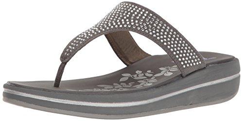 Skechers Entspannt Fit Upgrades Steinen Sandalen Holzkohle UK5 Holzkohle