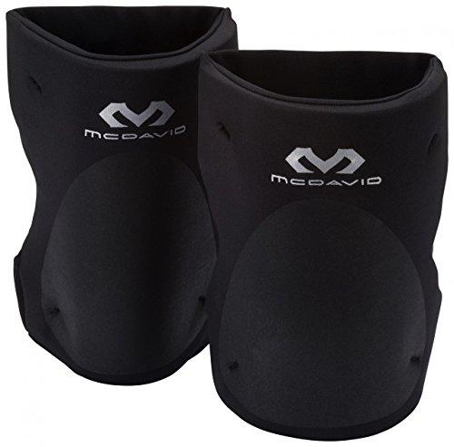 Preisvergleich Produktbild Knieschoner Volley 646 - schwarz,  Größe INT:XL