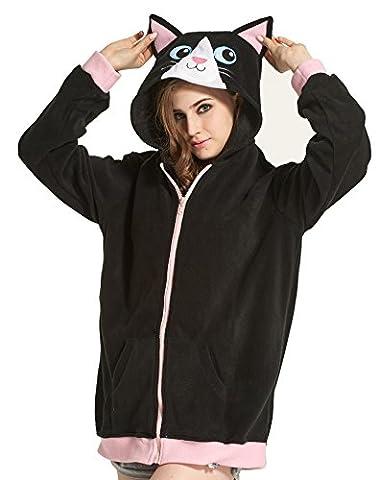 Rilakkuma Costume Pajama - iPerry Adulte Sweat à Capuche - Unisexe