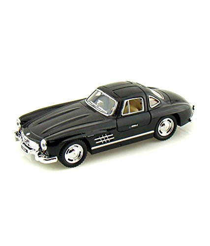 Metal Car 1954 Mercedes- Benz 300 SL Coupe Kinsmart  available at amazon for Rs.329
