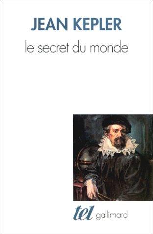 Le Secret du monde par Jean Kepler