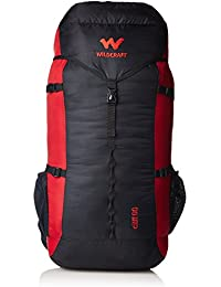Wildcraft 60 Ltrs Red Rucksack (8903338073826)