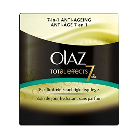 Olaz (Olay) Anti-Aging Care Total Effects Day Cream Unscented 50 ml Pot