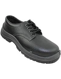 TuF chaussures de sécurité s3 hRO berufsschuhe businessschuhe chaussures de trekking-marron - Marron - Marron, 46