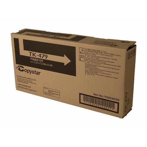 Copystar, Kyocera Mita TK479 OEM Black 15K Yield Toner Cartridge by Osso