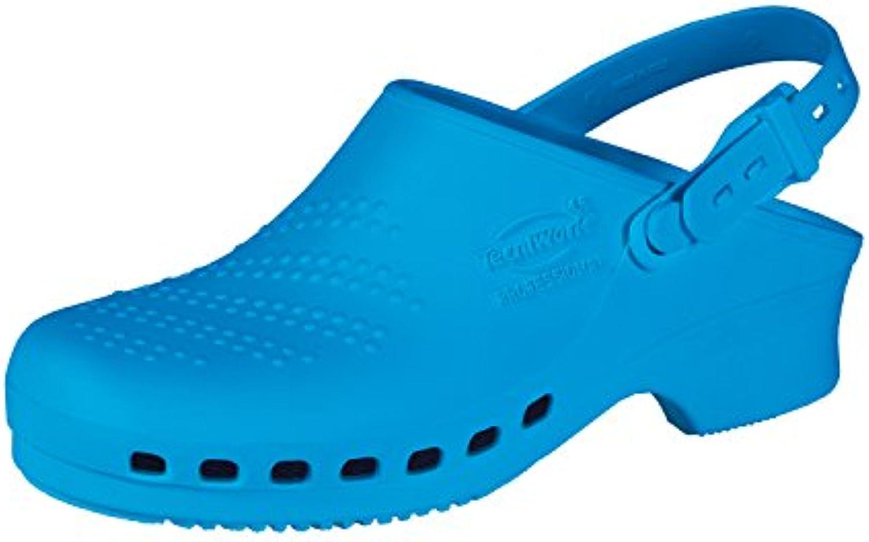 TECNIWORK Zuecos Professional Azul Size: 35