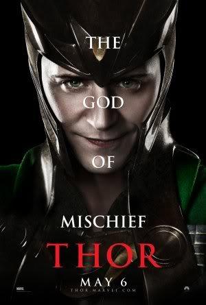 THOR - LOKI – Imported Movie Wall Poster Print – 30CM X 43CM MARVEL TOM HIDDLESTON