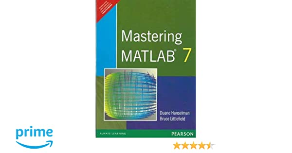 Buy MASTERING MATLAB 7 Book Online at Low Prices in India