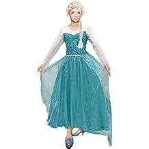 Disfraz Reina de Hielo mujer adulto para Carnaval (L)