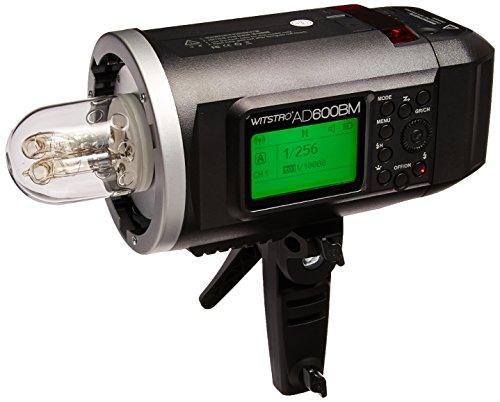 Godox ad600bm schwarz Flash-Blitzgeräte (220mm, 240mm, 125mm, 2,66kg, 600W, integriert) 600w Flash