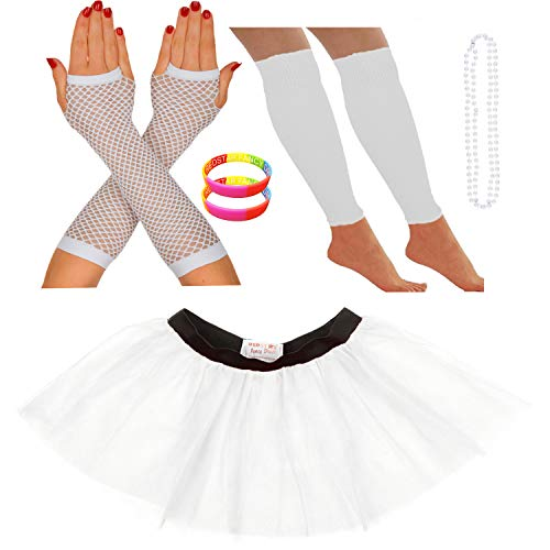 REDSTAR FANCY DRESS® Neon Tutu S...